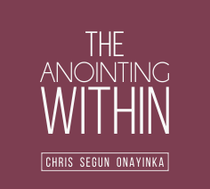 The Anointing Within