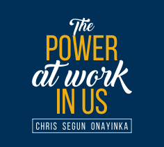 The Power at Work in Us