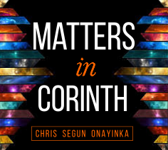 Matters in Corinth