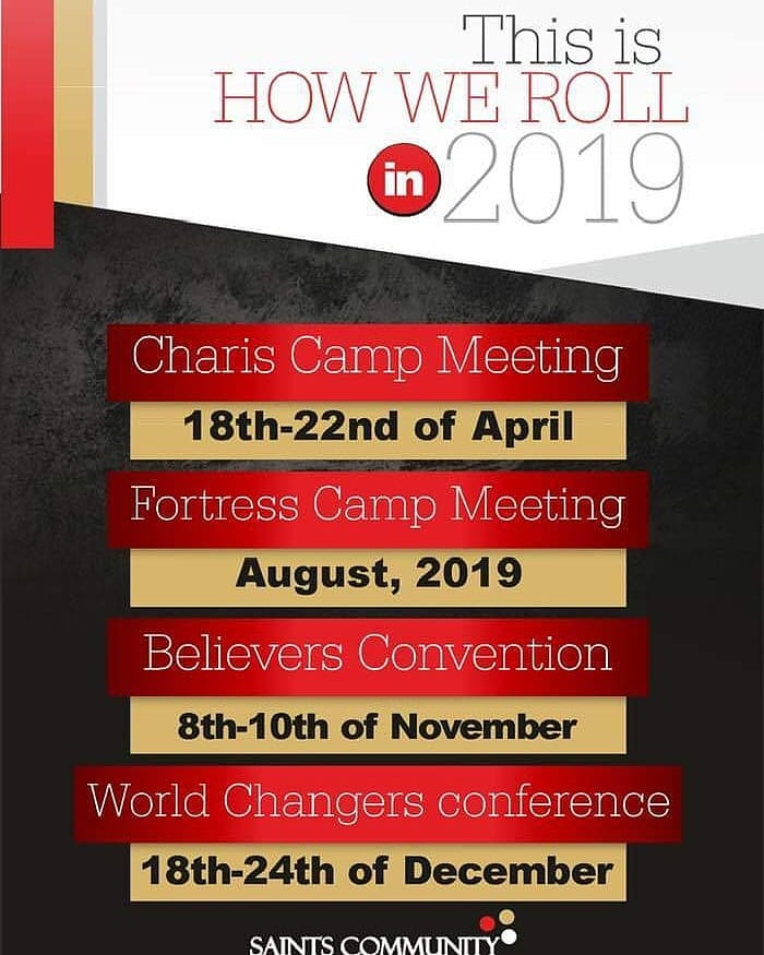 Fortress Camp Meeting 2019 | Living Word Media